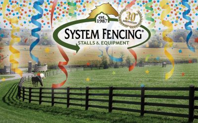 System Fencing & Tack Shop 30th Anniversary Event!